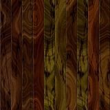 Wooden fence seamless texture Royalty Free Stock Images