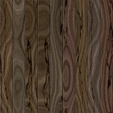 Wooden fence seamless texture. Brown wooden fence seamless texture or background Stock Photos