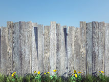 Wooden fence. See my other works in portfolio stock photos
