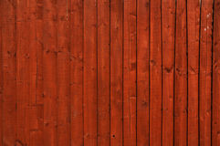 Wooden fence texture. Red wooden fence texture royalty free stock photography