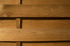 Wooden fence texture Royalty Free Stock Images