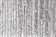 Wooden Fence Texture stock illustration