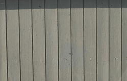 Wooden fence white Royalty Free Stock Photos