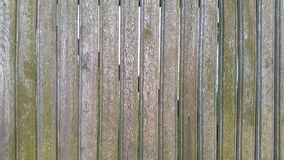 Wooden fence. wooden background. texture.  Royalty Free Stock Photo