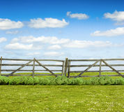 Wooden Fences Stock Photos