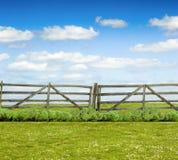 Wooden Fences Stock Photos