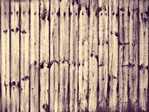 Wooden fencing Royalty Free Stock Image