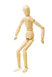 Wooden figure Royalty Free Stock Photos