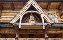 Jaszczurowka Chapel, Zakopane Stock Images