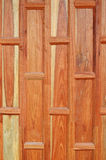 Wooden flap texture wall Royalty Free Stock Photo