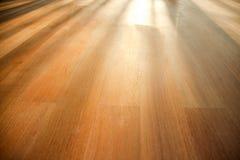 Wooden floor Stock Photo