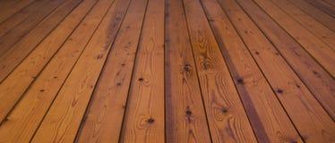 Wooden floor Stock Photography