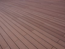 Wooden floor. This is a photograph of a wooden floor Royalty Free Stock Image
