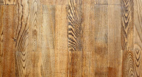 Wooden floor. Background from wood on the floor Stock Images