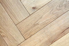 Wooden floor background close up Stock Image