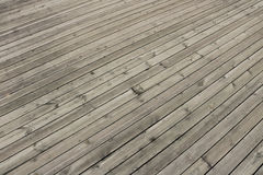 Wooden floor background. Detail of wooden floor background Stock Photos