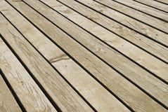 Wooden Floor Boards. Abstract Background Wooden Floor Boards Royalty Free Stock Photos