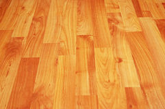 Wooden floor - can be used as a background Stock Photography