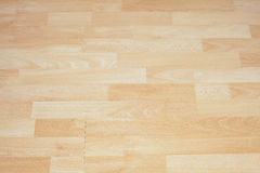 Wooden floor in the cottage Royalty Free Stock Image