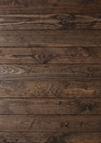 Wooden floor. Dark distressed wooden floor background Royalty Free Stock Images