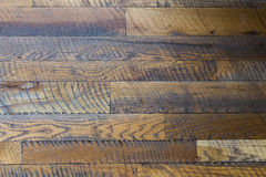 Wooden Floor Detail Royalty Free Stock Images