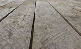 Wooden floor. Royalty Free Stock Photography