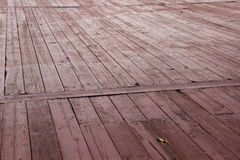 Wooden floor. Like the deck stock images