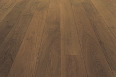 Wooden floor, oak parquet - wood flooring, oak laminate Royalty Free Stock Photos