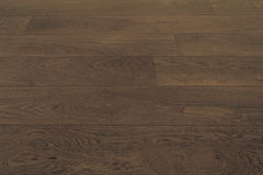 Wooden floor, oak parquet - wood flooring, oak laminate Royalty Free Stock Photography