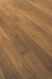 Wooden floor, oak parquet - wood flooring, oak laminate Stock Photos