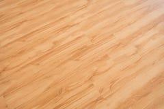 Wooden floor - oak wood parquet / laminate background royalty free stock photos