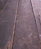 Wooden floor. The old wooden floor background stock photo