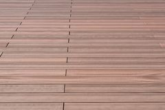 Wooden floor. This is a photograph of a wooden floor Royalty Free Stock Images