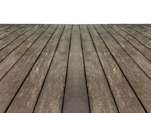 Wooden floor plate Royalty Free Stock Photography