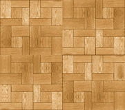 Wooden floor texture Royalty Free Stock Images