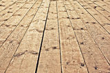 Wooden floor texture Stock Image