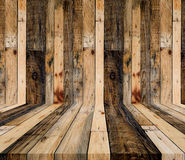 Wooden floor texture background for advertising. Royalty Free Stock Photo