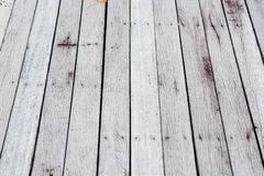 Wooden floor texture, wooden background Stock Image