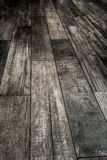 Wooden floor tile. With grunge style Royalty Free Stock Image