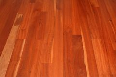 Wooden Flooring Royalty Free Stock Photos