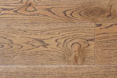 Wooden flooring parquet brown rustic floor. Background detail nice Royalty Free Stock Photo