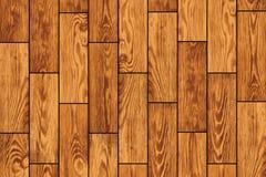 Wooden flooring - vector background vector illustration