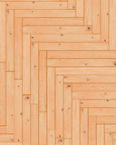 Wooden floors. Background of the  wooden  parquet  herringbone  dialed Royalty Free Stock Images