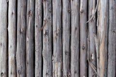 Wooden foot bridge. Top view close up of wooden foot bridge in the park Stock Image