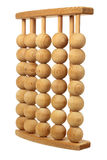 Wooden Foot Massager Royalty Free Stock Photo
