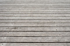 Wooden footpath, background Royalty Free Stock Images