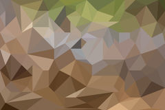 Wooden forest abstract geometric background texture. Stock Photos