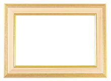 Wooden frame Royalty Free Stock Photos