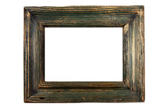 Wooden frame Stock Photography