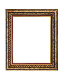Wooden frame. Stock Image